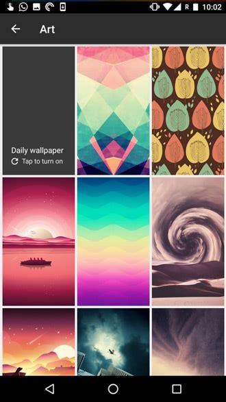 google update wallpaper google wallpapers app krijgt update met categorie 235 n art
