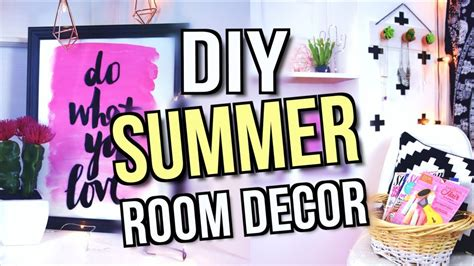 diy summer room decor diy summer room decor inspired 2017 katherine elizabeth my crafts and diy projects