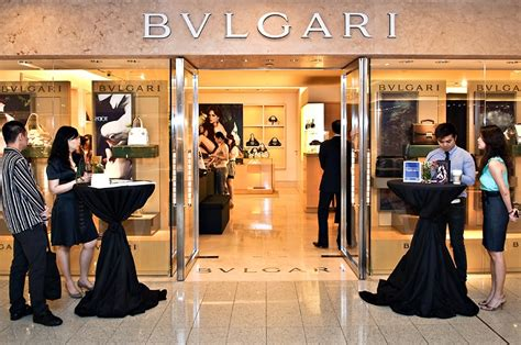 Wedding Accessories Shop In Singapore by Bvlgari Singapore Fashion Workshop At The Paragon