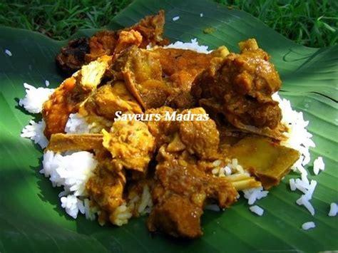 Colombo L by L Origine Du Colombo Saveurs Madras