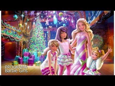 film barbie hari natal barbie um natal perfeito completo dublado ღ filmes de