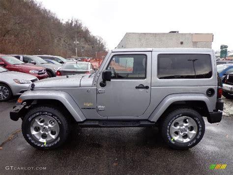jeep billet silver metallic billet silver metallic 2013 jeep wrangler sahara 4x4