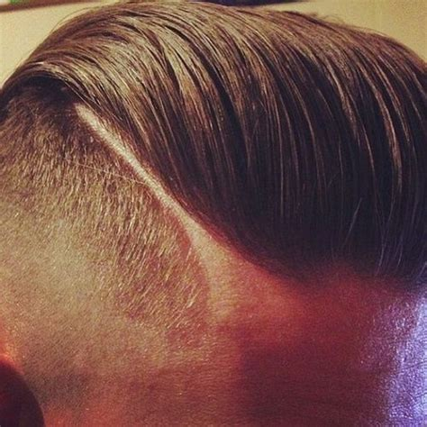hard part in hair hard part mens hair boyz pinterest