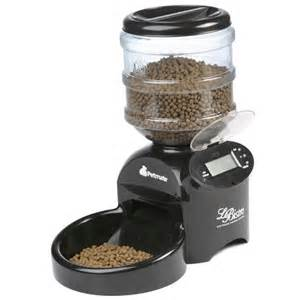 Pet Feeder Lebistro Automatic Portion Pet Feeder The