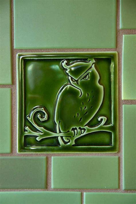craftsman tile makers design   arts crafts house