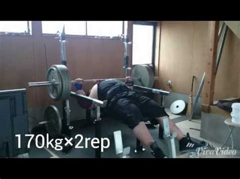 bench press feet up feet up bench press 180 215 1rep youtube