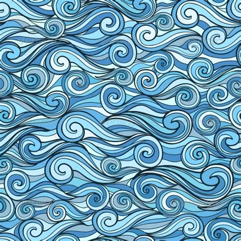 pattern vector waves simple wave vector pattern 187 tinkytyler org stock photos