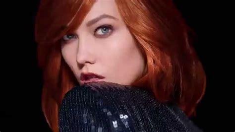 loreal new haircolor trends 2015 l or 233 al f 233 ria quot power copper quot hair color tv commercial
