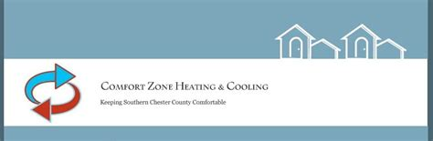 comfort zone mechanical comfort zone heating cooling home landenberg pa