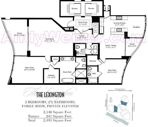 las olas river house floor plans las olas riverhouse andy weiser