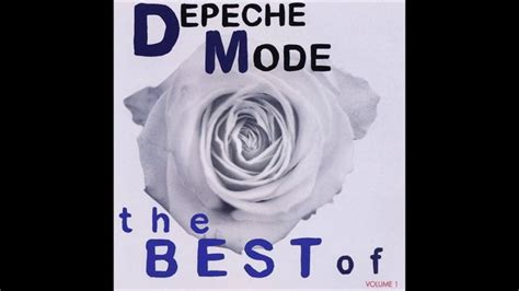 the best of depeche mode best of depeche mode volume 1 remastered depeche mode