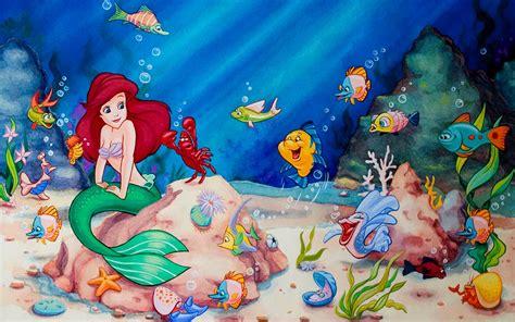 Putri Duyung Ariel dongeng putri duyung dongeng anak dunia