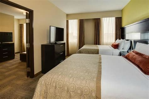 atlanta hotels with 2 bedroom suites two bedroom suite two queen beds picture of staybridge