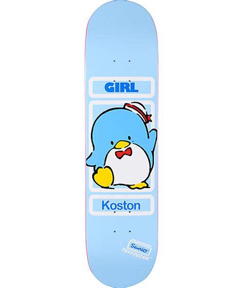 Jaket Sweater Keroppi Hoodie x sanrio koston hello 8 0 quot skateboard deck at