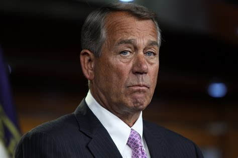house speaker boehner republicans choose boehner and the path of least