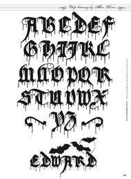 alfabeti amp nomi