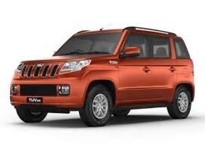 new car from mahindra new mahindra tuv 300 price 2017 review pics specs