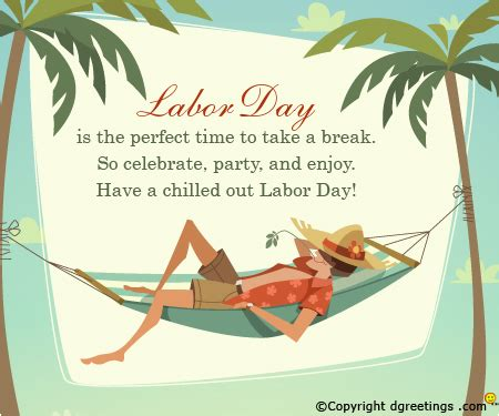 how to make a labour day card labor day card