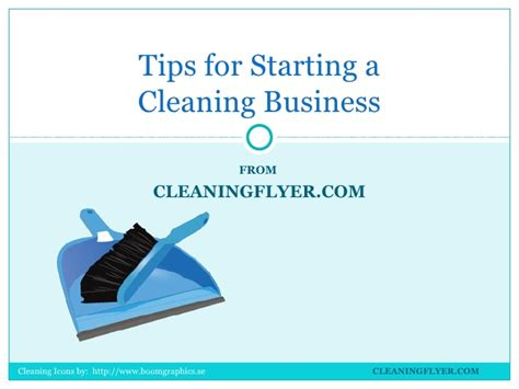 starting an upholstery business tips for starting a cleaning business