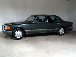 Mercedes 1988 Models 1988 Mercedes 280 Overview Cargurus