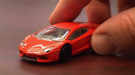 Cgr garage lamborghini aventador hot wheels review youtube