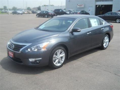 nissan altima in metallic slate kbc from 2013 2013 21