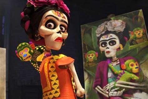 coco film télécharger frida kahlo recibe homenaje en la pel 237 cula coco de dinsey