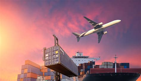 5 factors when considering air freight vs sea freight hub logistics