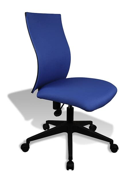 Modern Blue Office Chair Kaja By Jesper Office Chairs Blue Office Furniture