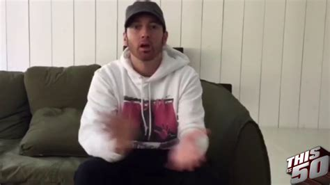 eminem beard new video of eminem with a beard spitting a 50 cent verse