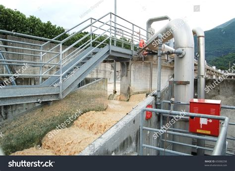 paper and pulp mill stock paper pulp mill this plant all stock photo 65088298