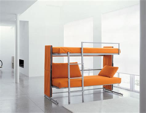bonbon sofa bunk bed sofa that converts into a bunk bed in two seconds