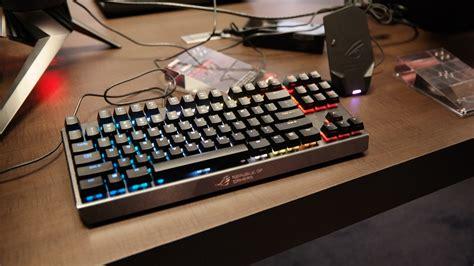Keyboard Asus Rog Claymore asus rog claymore teclado mec 225 nico el chapuzas inform 225 tico