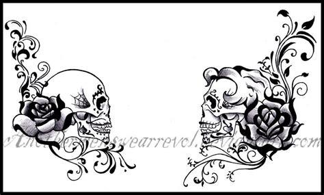 dia de los muertos couple tattoos dia de los muertos images designs