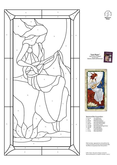 stained glass ls for 199 best stained glass patterns images on pinterest