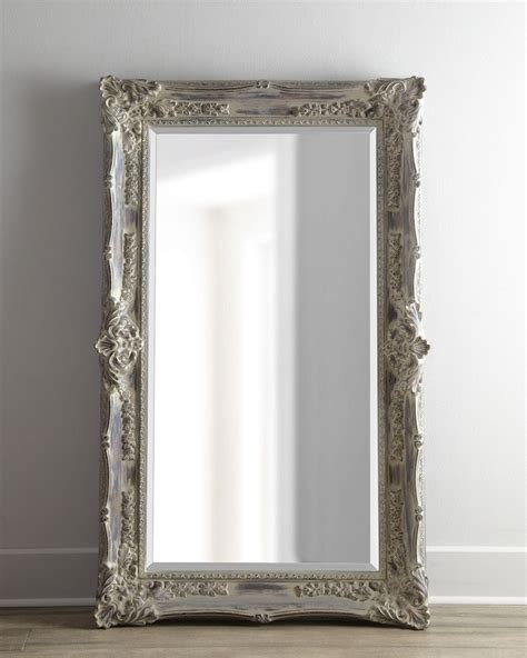 quot antique french quot floor mirror for the home pinterest