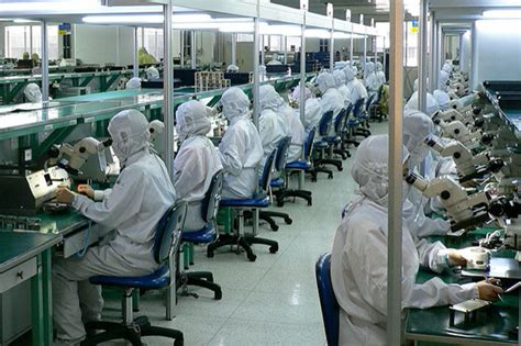 industrial sector improved still room two faces of apple