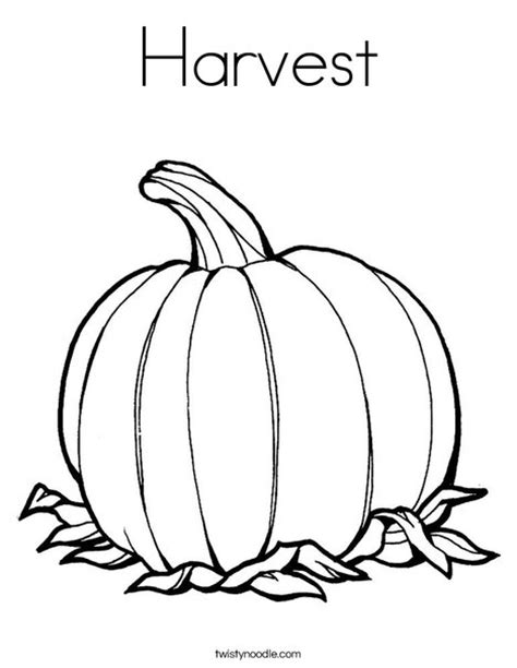 printable coloring pages harvest harvest coloring page twisty noodle