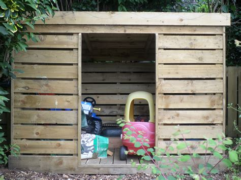 Storage Hut Storage Hut