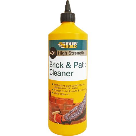 brick patio cleaner everbuild brick patio cleaner
