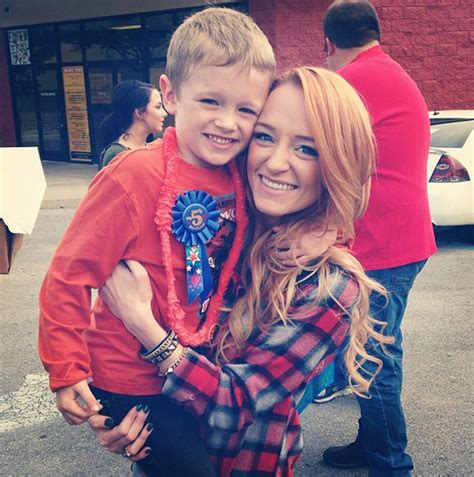 Maci And Bentley 2014 Maci Bookout S Bentley S Birthday Mom Reunites