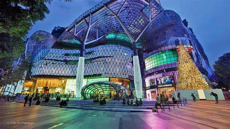 shopping malls  singapore  popular