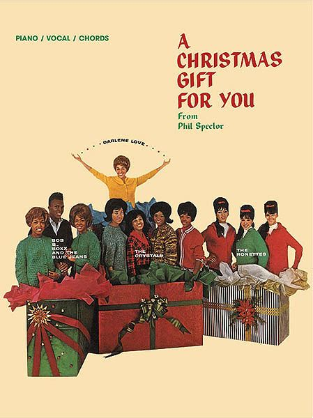 christmas gift for you from phil spector sheet music from