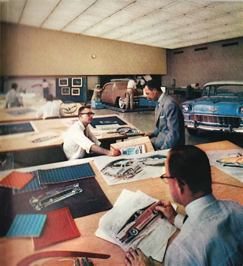 Studio Technician by Independent Design Firm Harley Earl