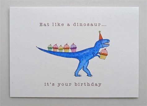 printable birthday cards dinosaur free 23 best images about dinosaur cards on pinterest