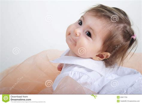 small beautiful pics the small beautiful girl lies stock image image 23817755