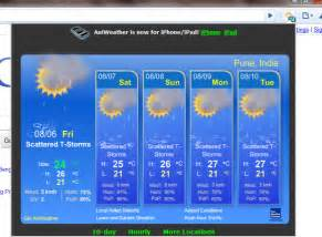 Weather In Today All Weather Report For Any Location Aniweather