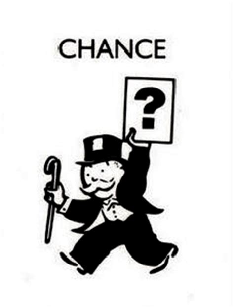 chance card template pin monopoly chance card template image search results on