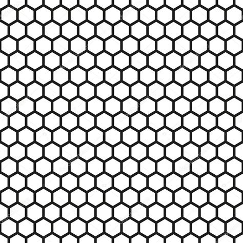 svg texture pattern seamless honeycomb pattern texture stock vector