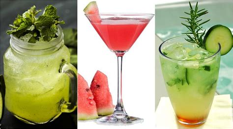 summer cocktails beat the heat with these 3 refreshing drinks the indian